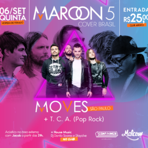 maroon 5 cover com moves