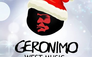 geronimo west music