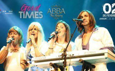 SHOW ABBA - The History
