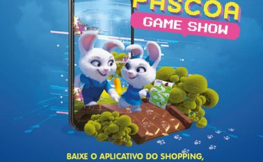 Páscoa Game Show - Pantanal Shopping