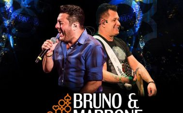 Bruno & Marrone no Malai Manso Resort