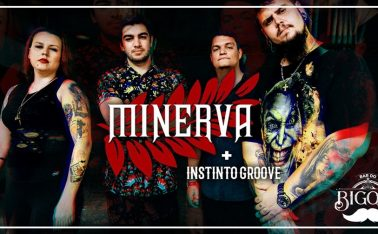 Minerva & Instinto Groove Bar do Bigode