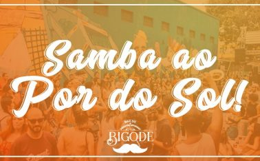 Samba ao Pôr do Sol Bar do Bigode