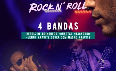 DIA MUNDIAL DO ROCK NO MALCOM