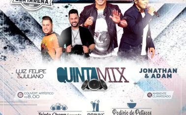 Quinta Mix no Sertarena