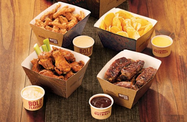 outback petiscos
